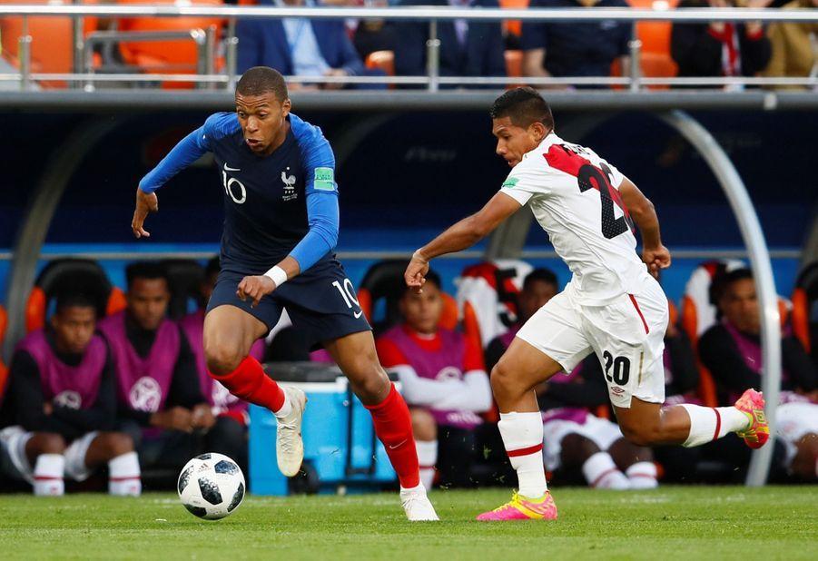 Coupe Du Monde 2018: France Pérou En Photos 14