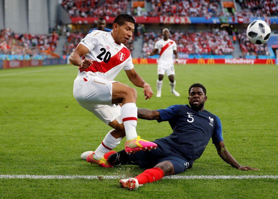 Coupe Du Monde 2018: France Pérou En Photos 15