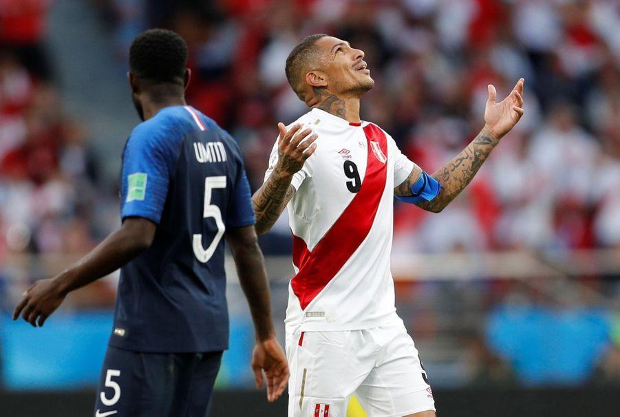 Coupe Du Monde 2018: France Pérou En Photos 16
