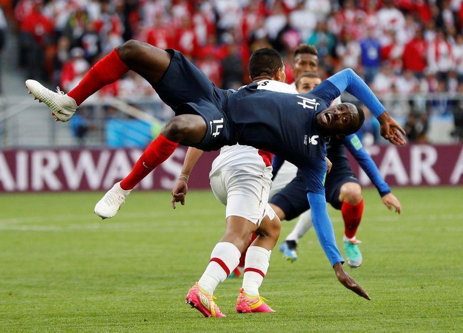 Coupe Du Monde 2018: France Pérou En Photos 18