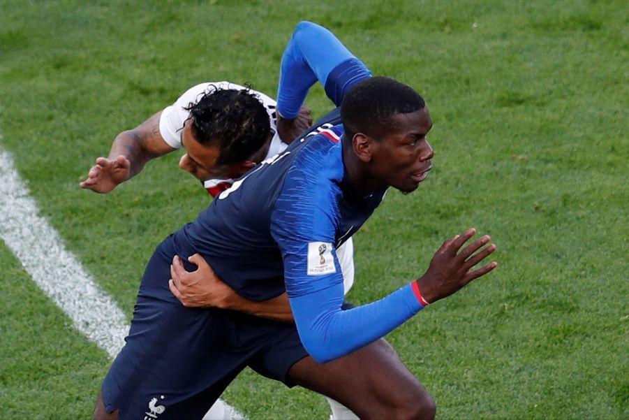 Coupe Du Monde 2018: France Pérou En Photos 19