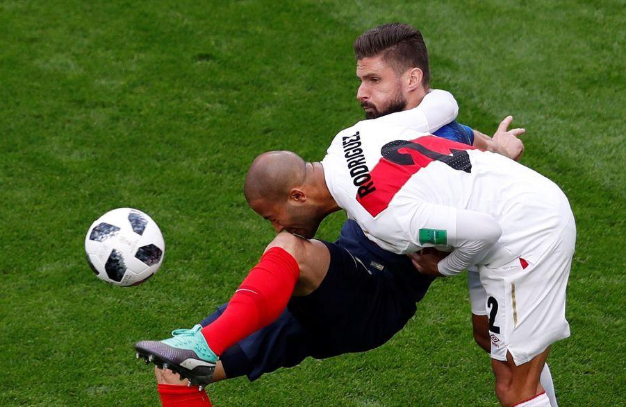 Coupe Du Monde 2018: France Pérou En Photos 2