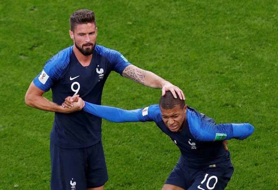 Coupe Du Monde 2018: France Pérou En Photos 20