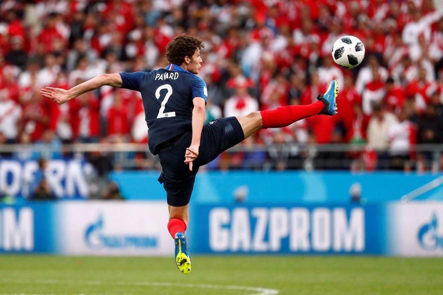 Coupe Du Monde 2018: France Pérou En Photos 22