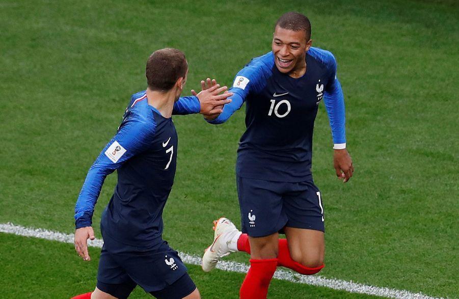 Coupe Du Monde 2018: France Pérou En Photos 27