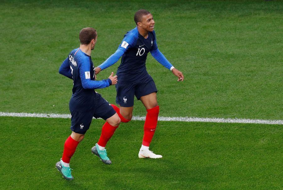 Coupe Du Monde 2018: France Pérou En Photos 28