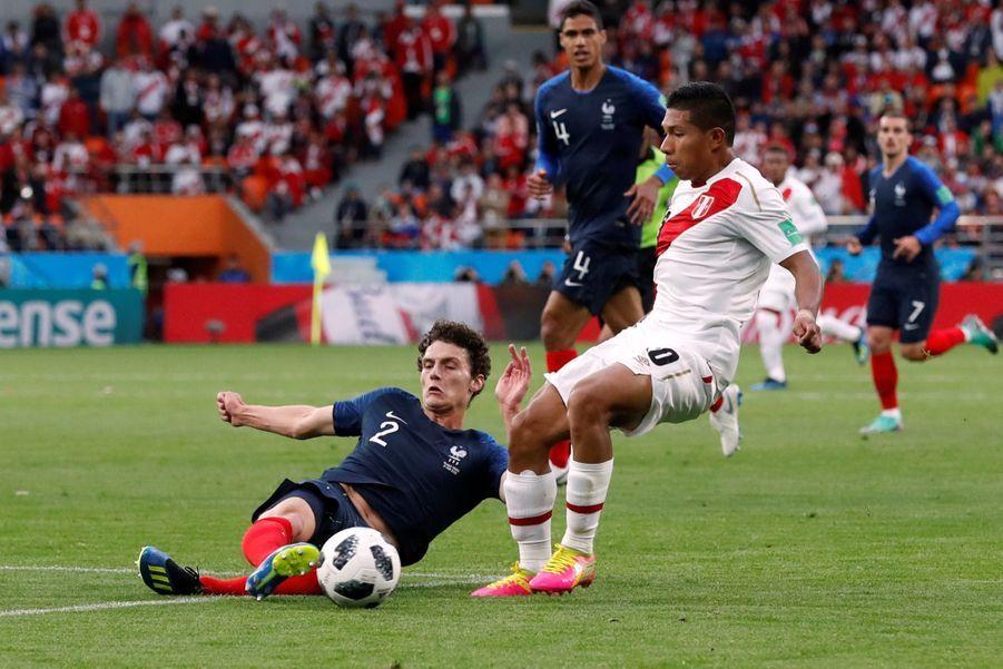 Coupe Du Monde 2018: France Pérou En Photos 29