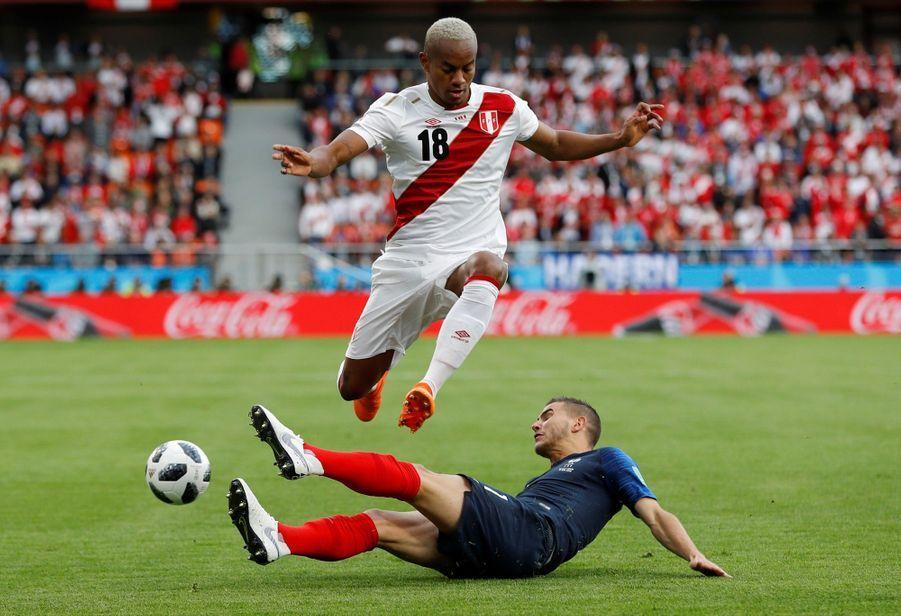 Coupe Du Monde 2018: France Pérou En Photos 3