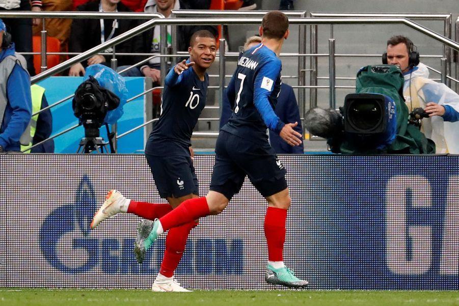 Coupe Du Monde 2018: France Pérou En Photos 30