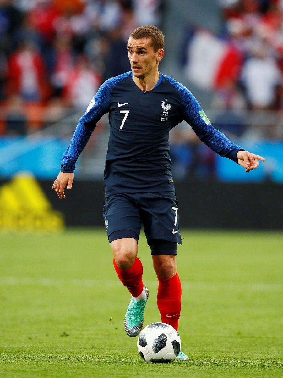 Coupe Du Monde 2018: France Pérou En Photos 31