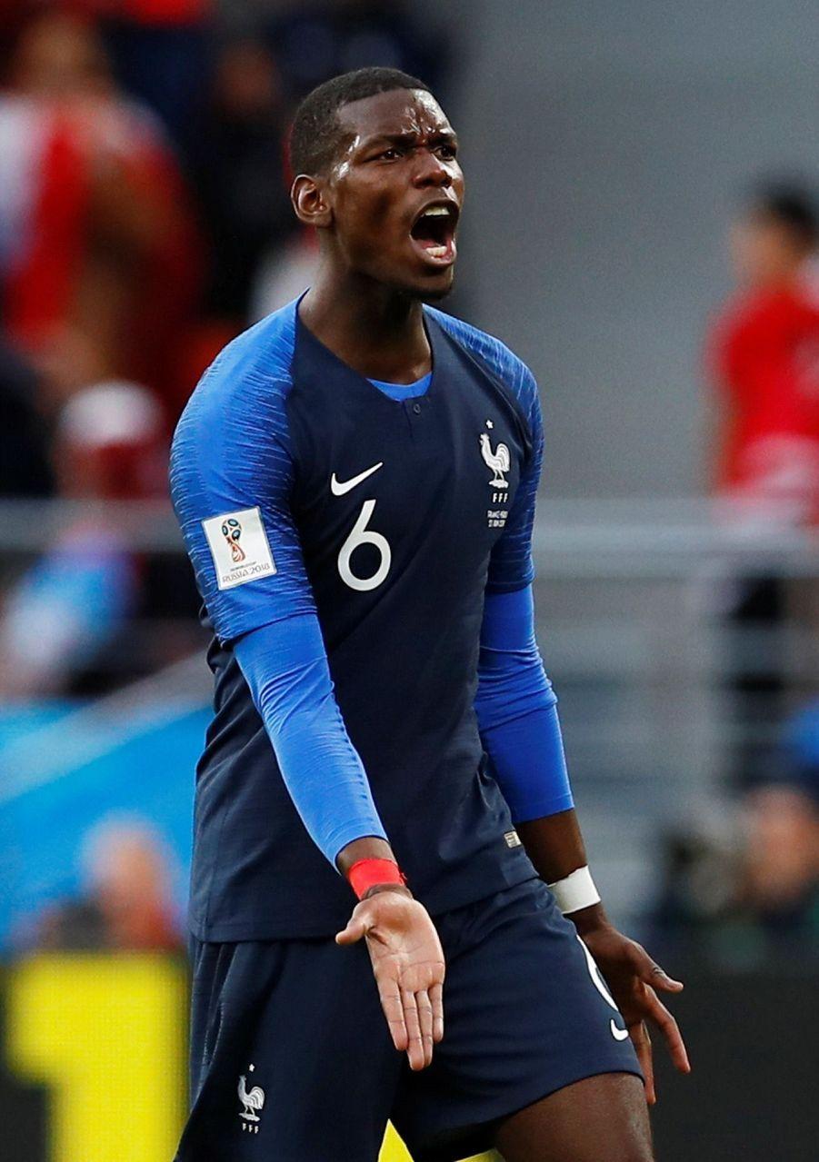 Coupe Du Monde 2018: France Pérou En Photos 32