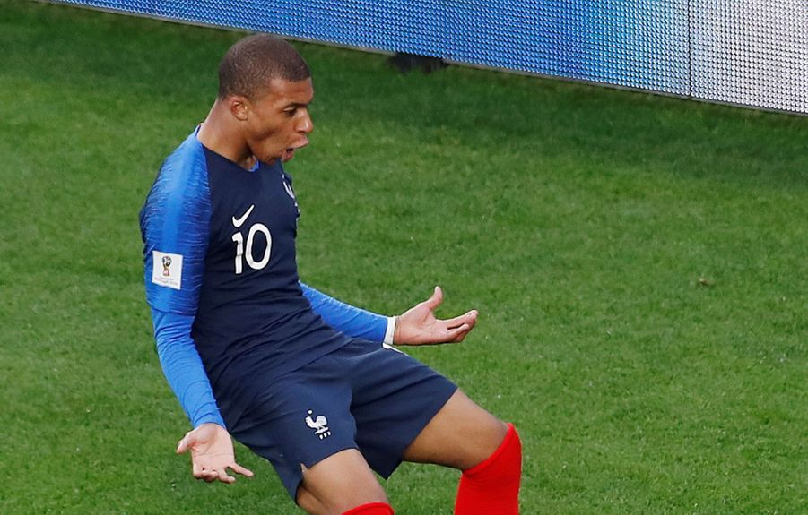 Coupe Du Monde 2018: France Pérou En Photos 33