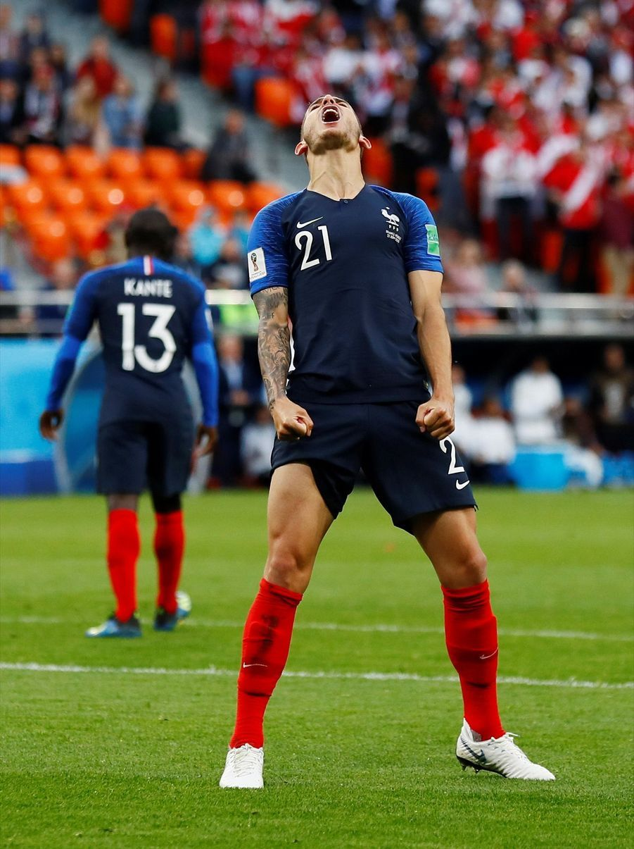 Coupe Du Monde 2018: France Pérou En Photos 35