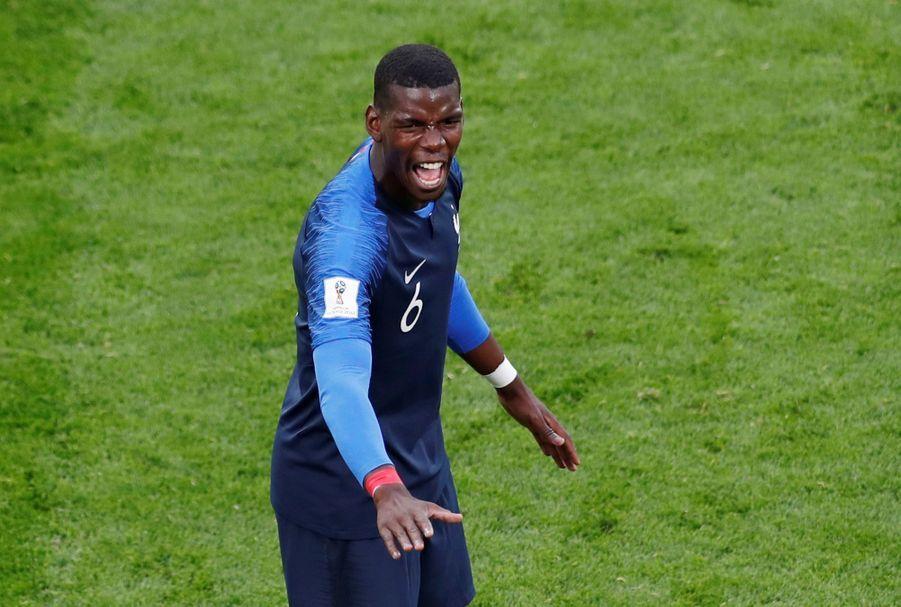 Coupe Du Monde 2018: France Pérou En Photos 37