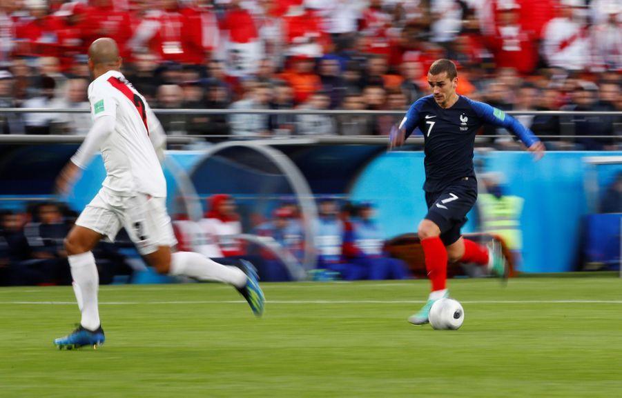 Coupe Du Monde 2018: France Pérou En Photos 38