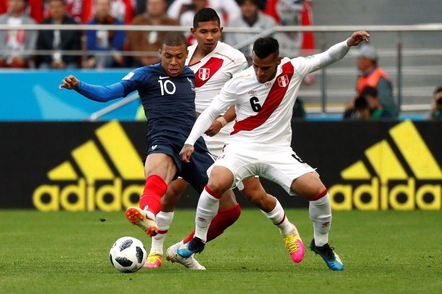 Coupe Du Monde 2018: France Pérou En Photos 4
