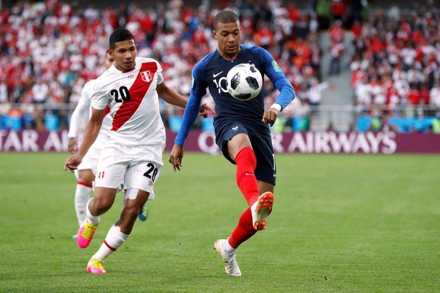 Coupe Du Monde 2018: France Pérou En Photos 5