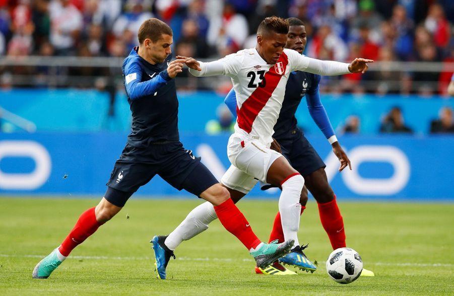 Coupe Du Monde 2018: France Pérou En Photos 7