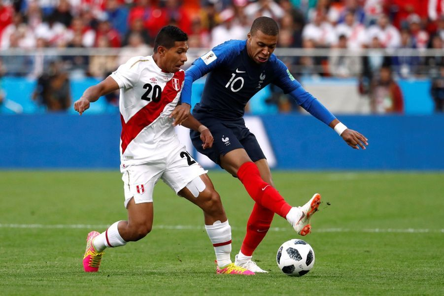Coupe Du Monde 2018: France Pérou En Photos 8