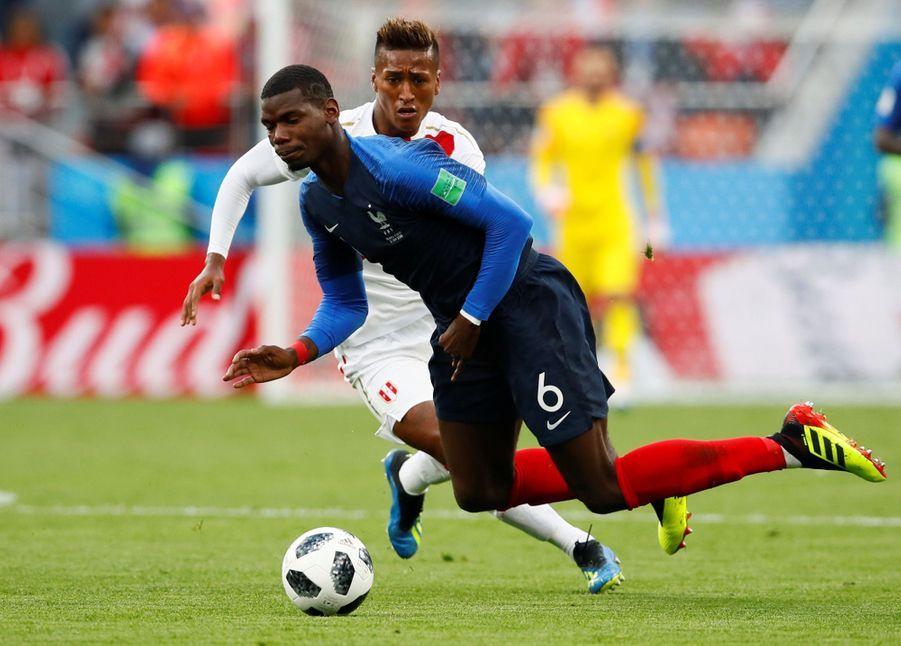 Coupe Du Monde 2018: France Pérou En Photos 9