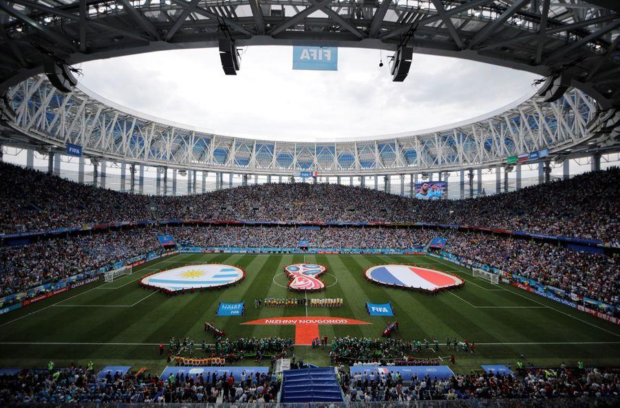 Coupe Du Monde 2018 : France Uruguay En Photos ( 1