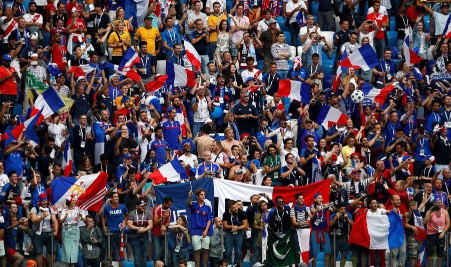 Coupe Du Monde 2018 : France Uruguay En Photos ( 100