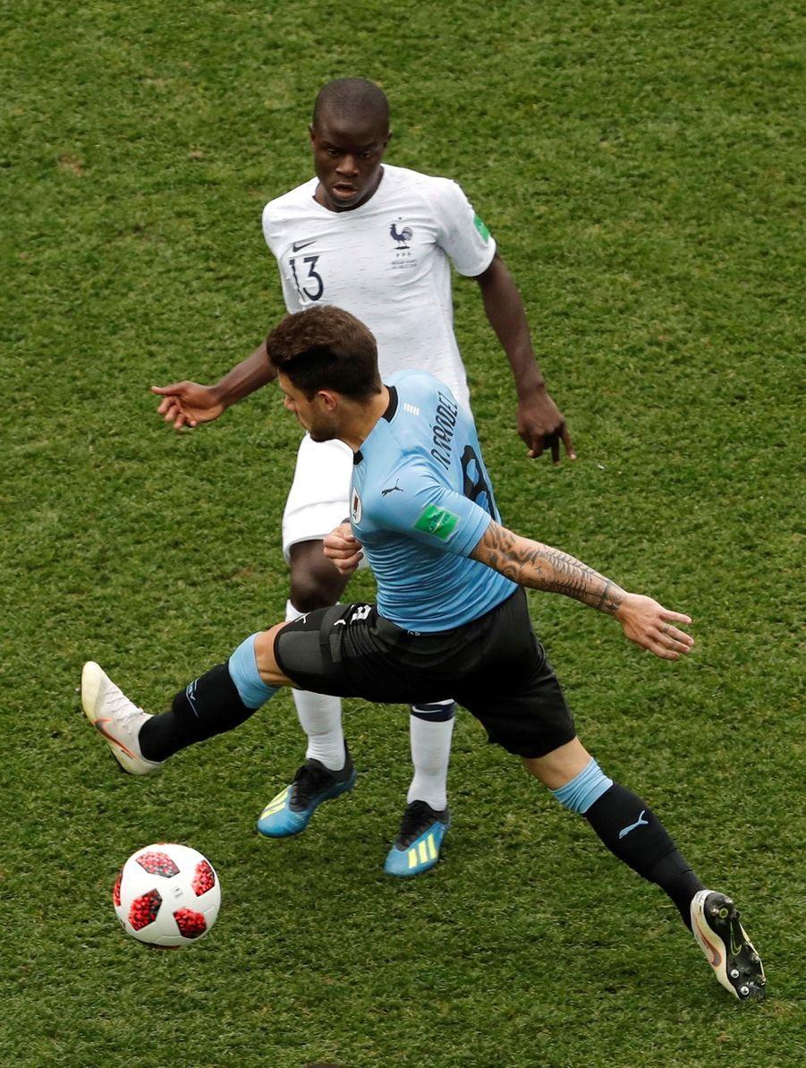Coupe Du Monde 2018 : France Uruguay En Photos ( 12