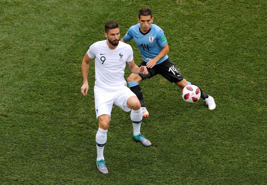 Coupe Du Monde 2018 : France Uruguay En Photos ( 13
