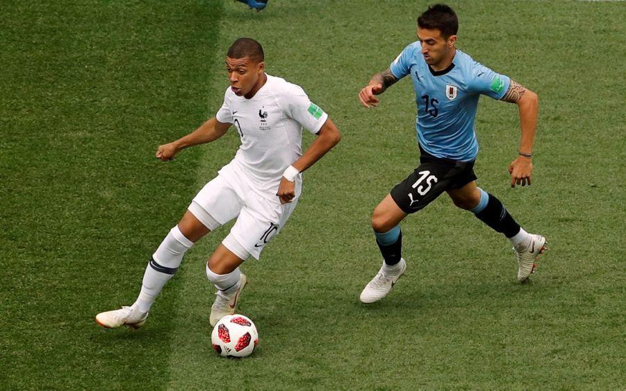 Coupe Du Monde 2018 : France Uruguay En Photos ( 15