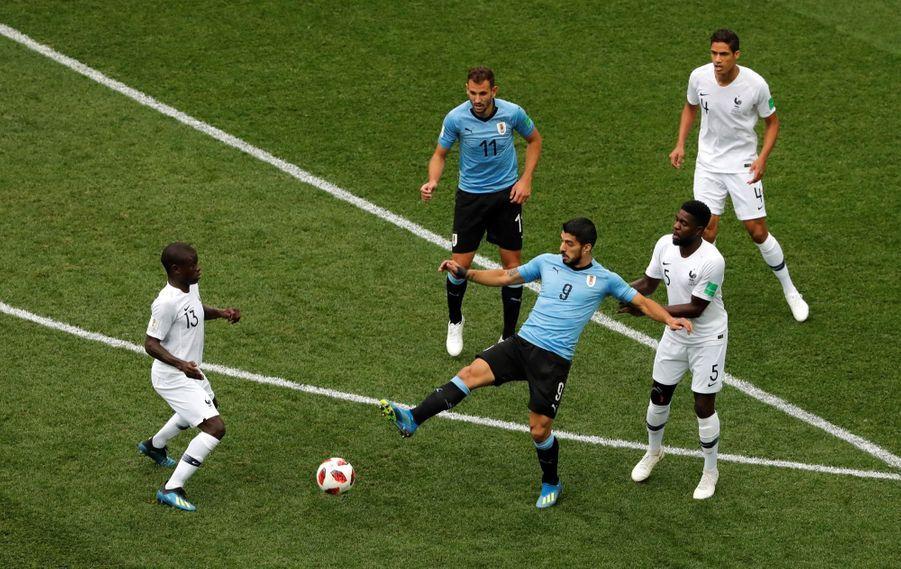 Coupe Du Monde 2018 : France Uruguay En Photos ( 17