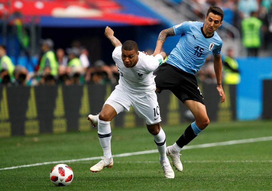 Coupe Du Monde 2018 : France Uruguay En Photos ( 20