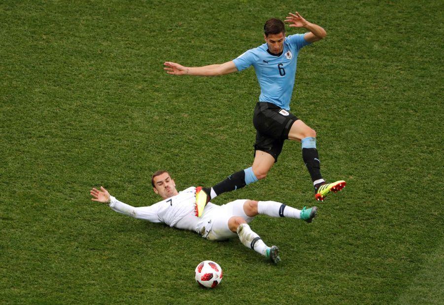 Coupe Du Monde 2018 : France Uruguay En Photos ( 22