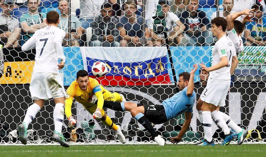 Coupe Du Monde 2018 : France Uruguay En Photos ( 24