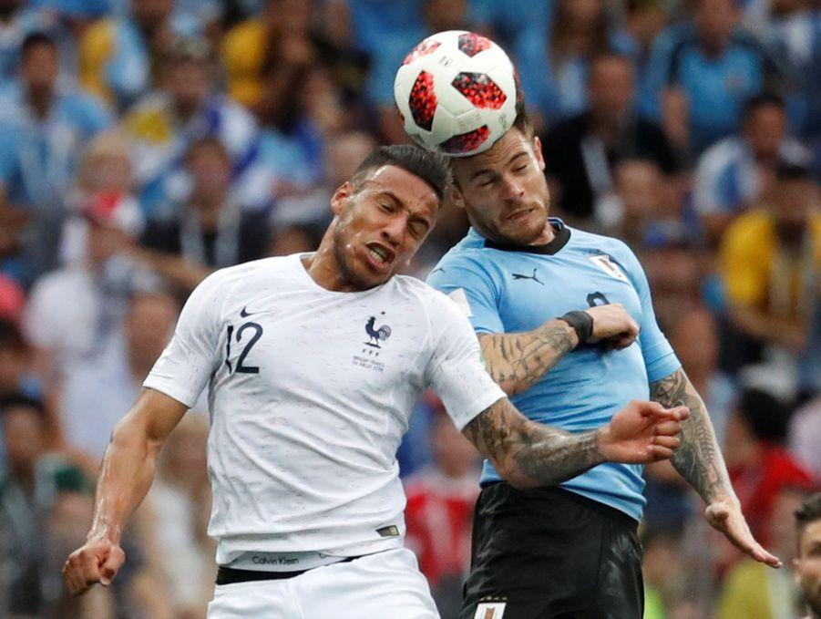 Coupe Du Monde 2018 : France Uruguay En Photos ( 27