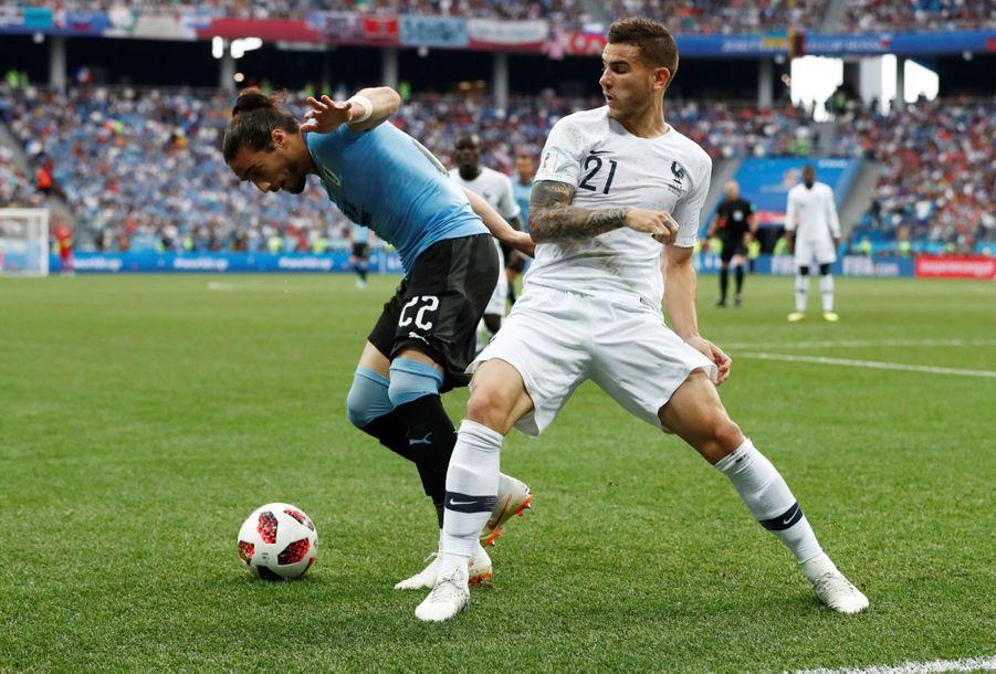 Coupe Du Monde 2018 : France Uruguay En Photos ( 28