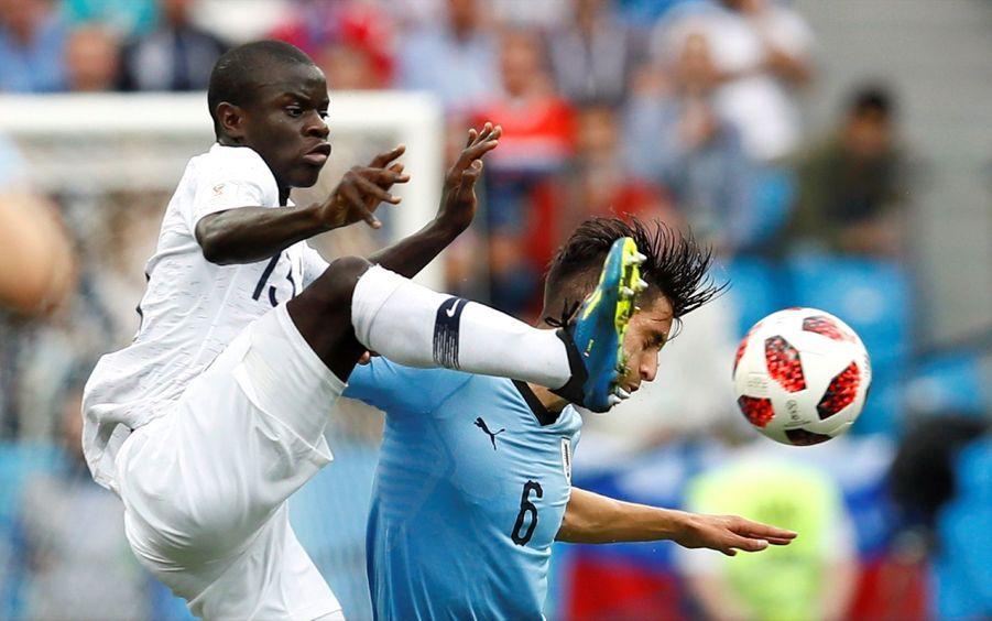 Coupe Du Monde 2018 : France Uruguay En Photos ( 29