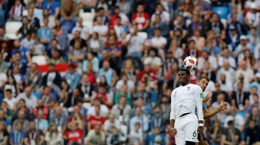 Coupe Du Monde 2018 : France Uruguay En Photos ( 30