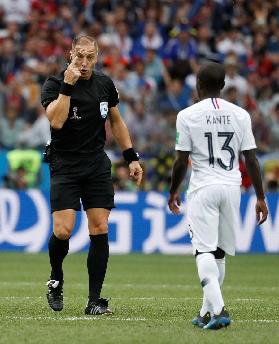 Coupe Du Monde 2018 : France Uruguay En Photos ( 31