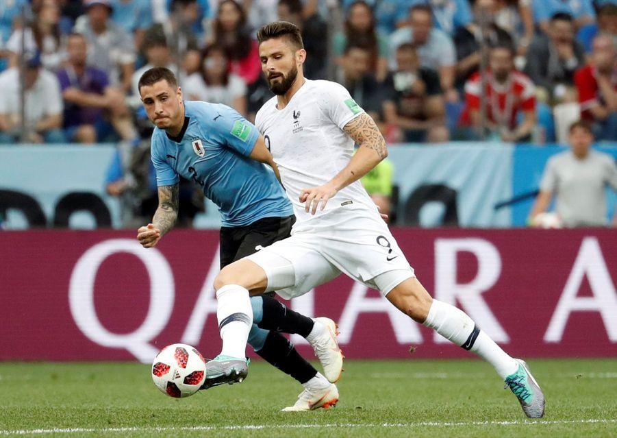 Coupe Du Monde 2018 : France Uruguay En Photos ( 32