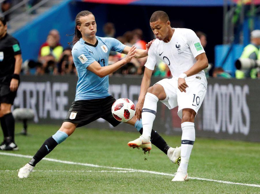 Coupe Du Monde 2018 : France Uruguay En Photos ( 33