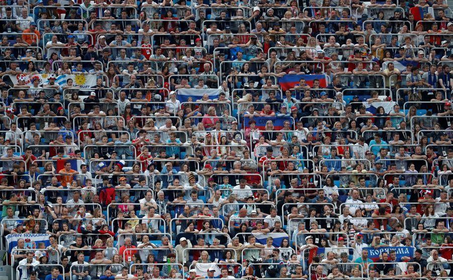 Coupe Du Monde 2018 : France Uruguay En Photos ( 34