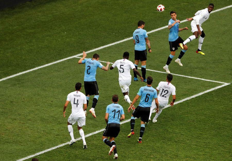 Coupe Du Monde 2018 : France Uruguay En Photos ( 36
