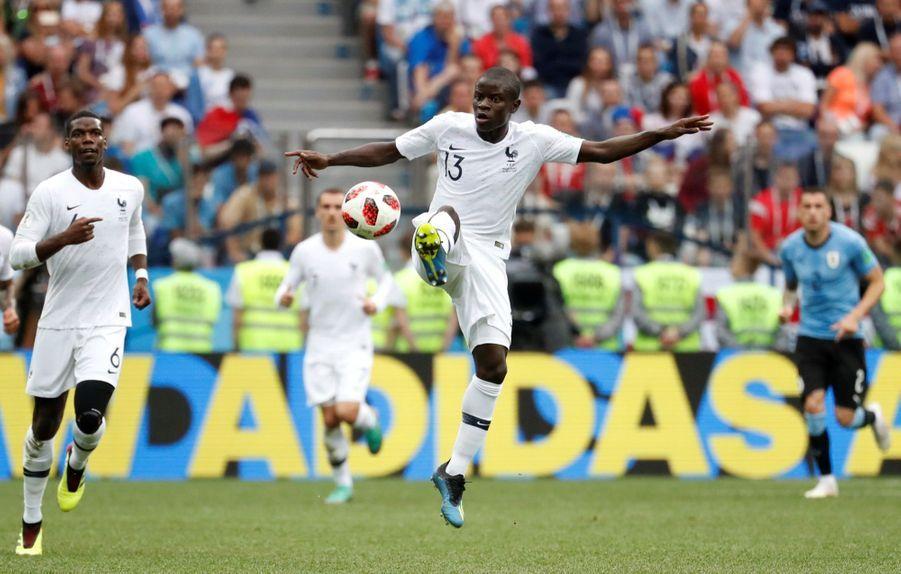 Coupe Du Monde 2018 : France Uruguay En Photos ( 39
