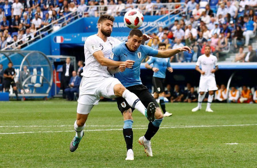 Coupe Du Monde 2018 : France Uruguay En Photos ( 40