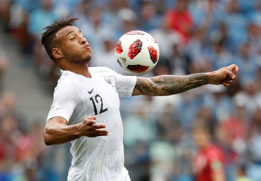 Coupe Du Monde 2018 : France Uruguay En Photos ( 41
