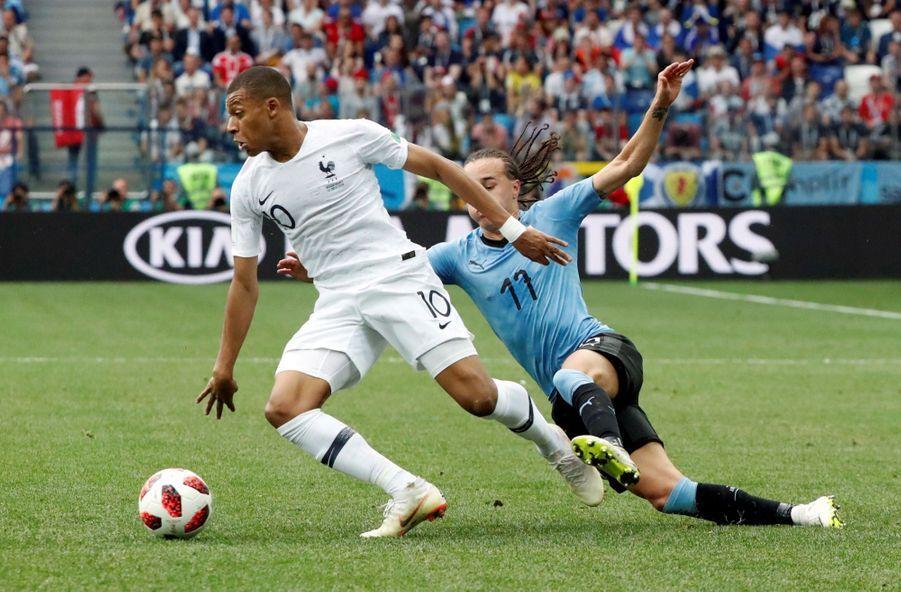 Coupe Du Monde 2018 : France Uruguay En Photos ( 42