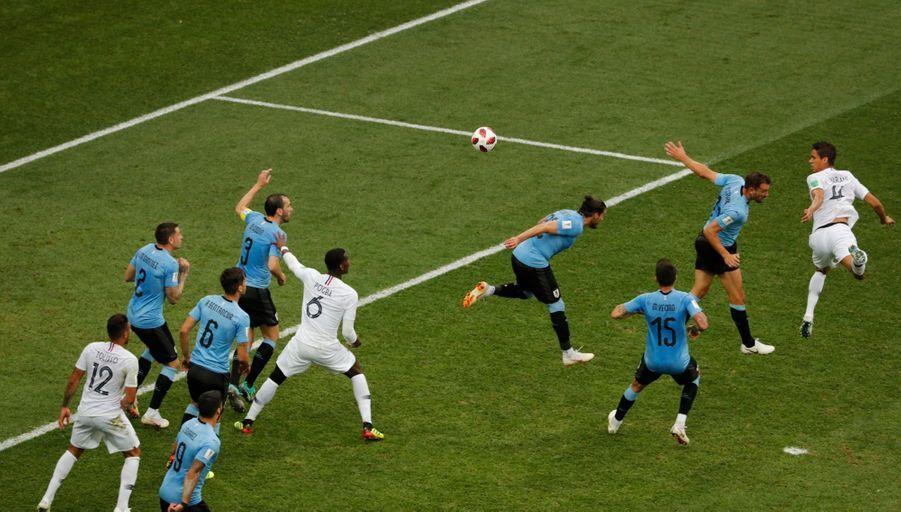 Coupe Du Monde 2018 : France Uruguay En Photos ( 44
