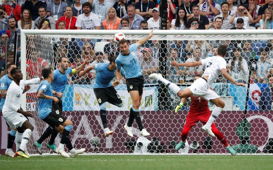 Coupe Du Monde 2018 : France Uruguay En Photos ( 45