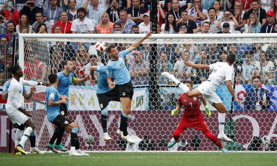 Coupe Du Monde 2018 : France Uruguay En Photos ( 48