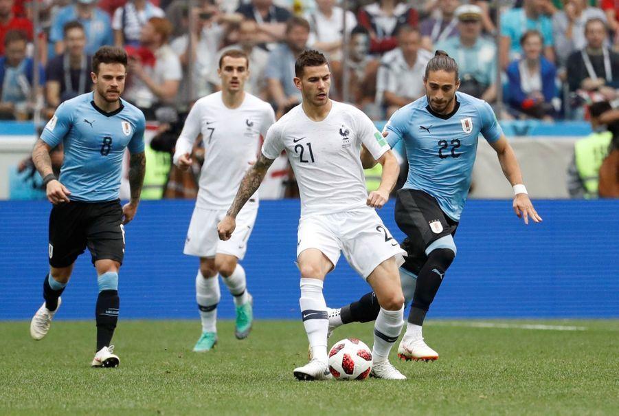 Coupe Du Monde 2018 : France Uruguay En Photos ( 5